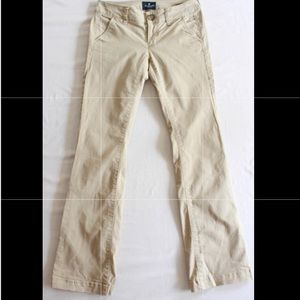 American Eagle Twill Bootcut Pant